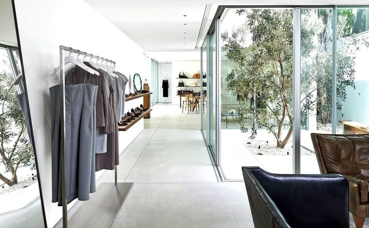 Californian mid-century perfection at The Row LA curated by the Olsen Twins. More at:  http://bit.ly/1TqYBQa