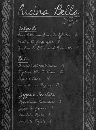 Best Italiano Menu Board Images On   Chalkboards