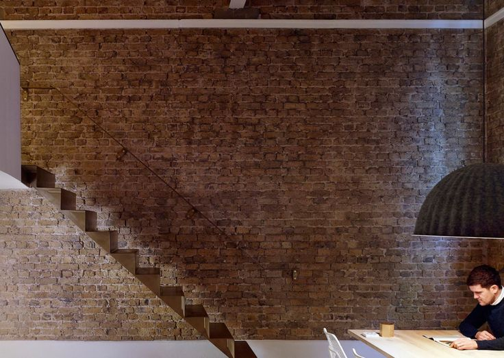 Staircase by Ben Phillips Architects