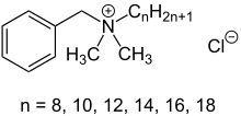 Benzalkonium chloride Structure V.1.svg