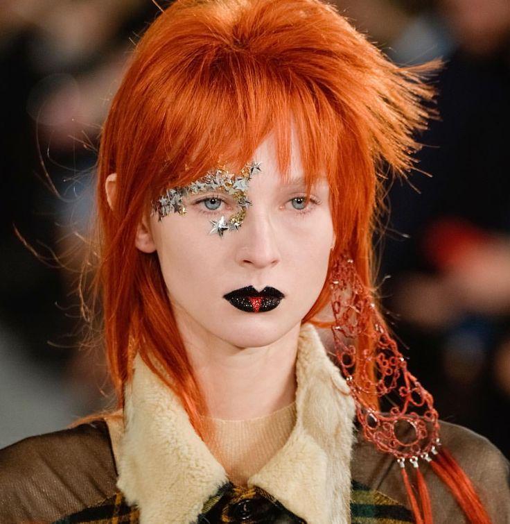 80s Glam Rock Inspired Hair Tutorial - YouTube