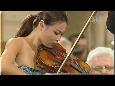 Sibelius: Violin Concerto performed by SOYOUNG YOON. Recorded at the 14th International Henryk Wieniawski Violin Competition, Poznań, Poland, (19 October 2011). Poznań Philharmonic Orchestra conducted by Marek Pijarowski. I've pinned this on another board but have to pin it here; I think this is the most lyrical of the performances I've heard. (KevinR@Ky)