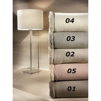 Κουβέρτα Καναπέ Merino  Κουβέρτα για τον καναπέ σας εξαιρετικά ζεστή,απαλή και ελαφριά σε 5 χρωματισμούς για να επιλέξετε αυτόν που σας αρέσει περισσότερο διαστάσεων 1.30 x 1.70. Η κουβέρτα είναι διπλής όψεως. Ααπό την μια όψη είναι polar fleece (150gsm) και από την άλλη sherpa (210gsm). Ιδανική για τις κρύες μέρες ,ελαφριά,απαλή και ζεστή....