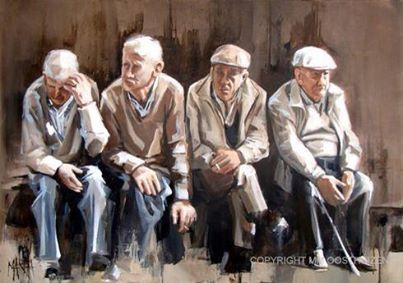 South African Artist: Maria Oosthuizen
