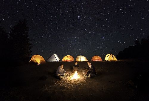 Love me some camping!