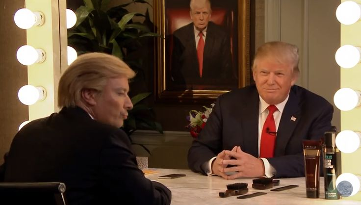 Nonverbal Communication Analysis No. 3307: Donald Trump on Jimmy Fallon's Tonight Show - Body Language (VIDEO, PHOTOS)  http://www.bodylanguagesuccess.com/2015/09/nonverbal-communication-analysis-no_53.html