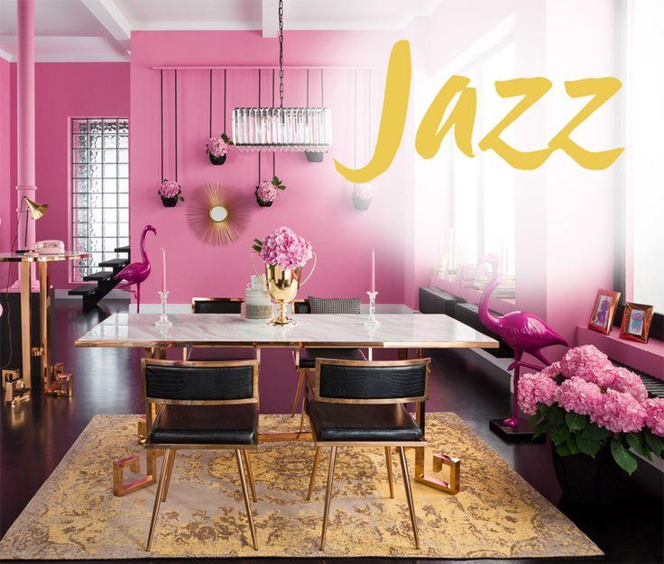 Jazz – kolekcja nie dla aspołecznych samotników — Blog — KARE® Design