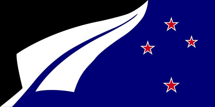 This design is based on a combination of Kyle Lockwood's Silver Fern flag and Cameron Sanders' Fern. I have tried to create an image that without too much detail or symbolism can immediately be recognised as New Zealand.  The fern is the iconic image of New Zealand. It is ubiquitous. Every time a symbol is needed to put a badge on a New Zealand endeavour we turn to the fern. For our sporting teams, for our enterprises, for out diplomatic missions, for our products and for nearly everything…