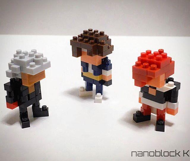 KOF Nanoblock.  Cool guys... #KOFXIV #KOF14 #KOF #KingofFighters #KingofFightersXIV #KingofFighters14 #KyoKusanagi #IoriYagami #KDash #SNK #SNKPlaymore #NeoGeo #FatalFury #Garou StreetFighter #CapcomVSSNK #Hadoken #Shoryuken #Lego #Legos #Nanoblock #Nanoblocks #PS4 #PS2 #Playstation #Playstation4 #FightingGames #FGC #FightersGeneration