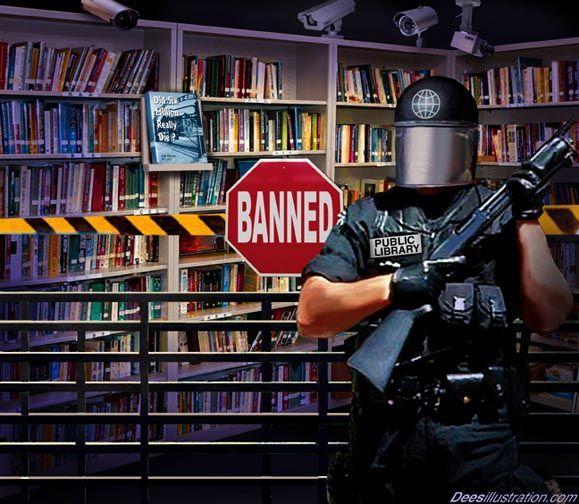 """Résultat de recherche d'images pour """"dees public library banned"""""""