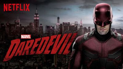 Daredevil, Netflix promotional still