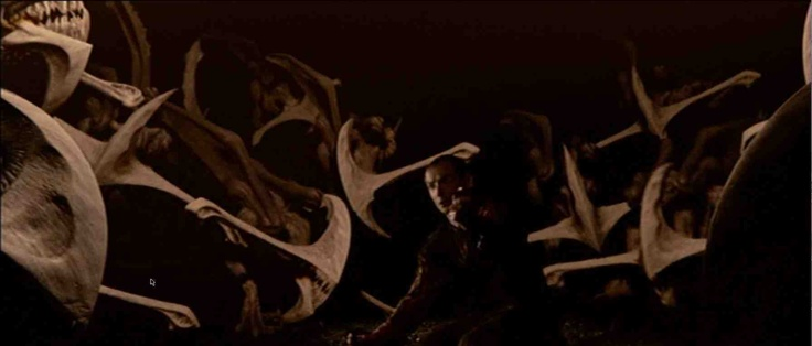 The Aliens From Pitch Black: Black Movie, Pitch Black Riddick