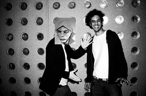 Burial and Four Tet