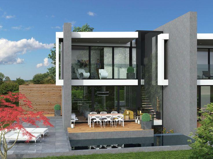 4 villas, Vandoeuvres - Swissroc Immobilier