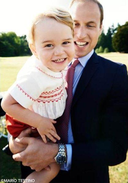 【ELLEgirl】ジョージ王子が2歳に!最新ポートレイトが公開|エル・ガール・オンライン