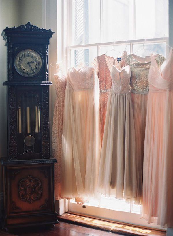 Qual cor usar para as damas de honra ou madrinhas? | Vestida de Noiva | Blog de Casamento por Fernanda Floret