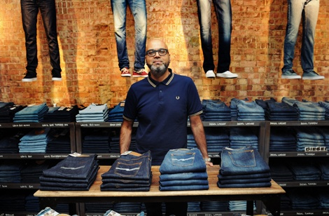 "They love a bit of denim in Romford... Yes, this is Diesel country, and the more washes and fits, the better. ""Diesel is our major brand, that's for sure,"" says Qazi    Read in full our double page spread in Menswear Buyer this month"