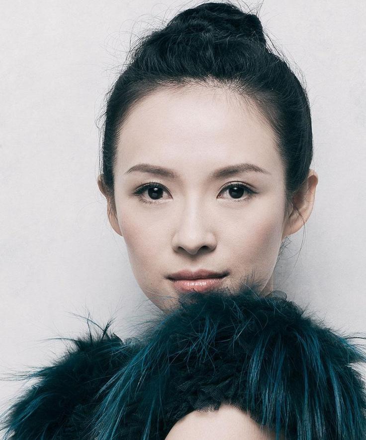 Zhang Ziyi, Chinese actress