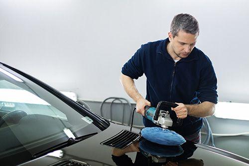 Описание работ по полировке кузова машины. Нюансы операции при различных изъянах. Последовательность действий.