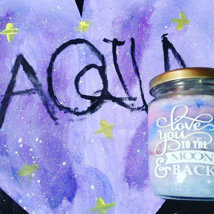 Nebula in a jar