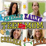 Runner up of the 2013 Teen Territory Tech Awards for Favorite Reality TV Show - Teen Mom