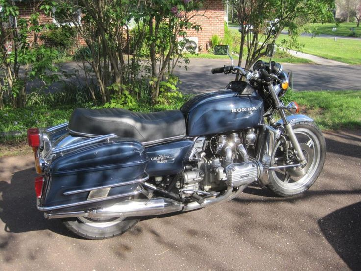 1978 Honda Goldwing Gl1000 For Sale Google Search