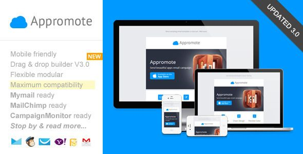 Best Beautiful Email Template Themes Images On