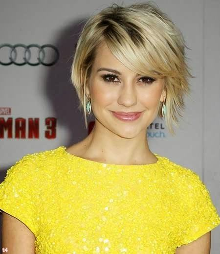 Cute Short Hairstyles Bangs Haircuts