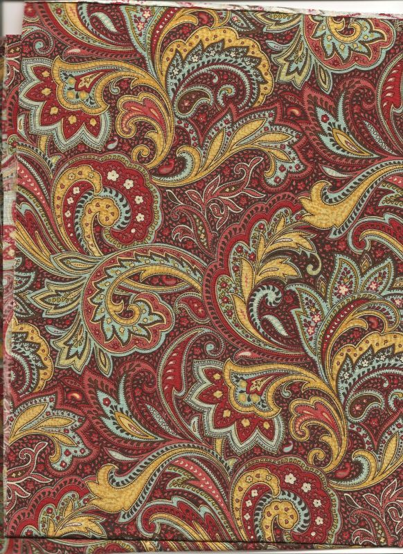 Pretty Please Bees...help me find this FABRIC!? :  wedding emergency fabric joanne paisley PAISLEY FABRIC