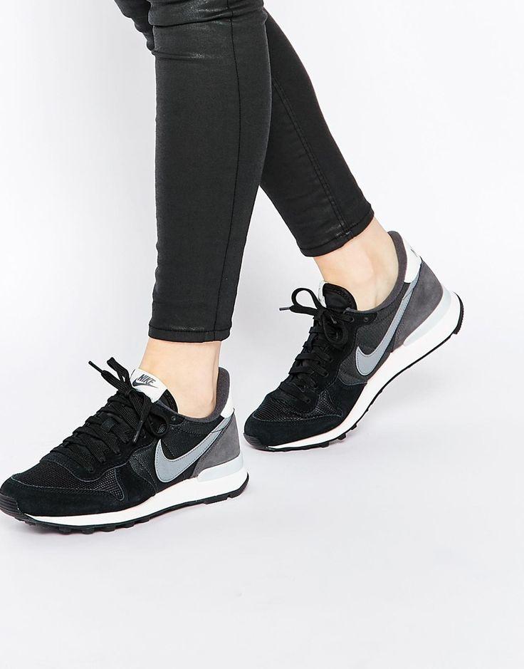 Nike | Nike - Internationalist - Baskets - Noir chez ASOS