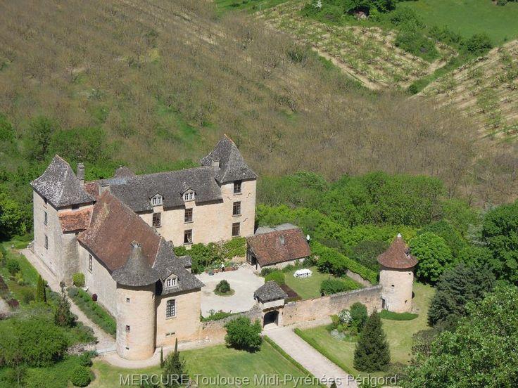 France - Vente château LOT - 11647vm