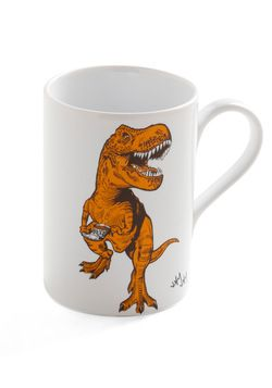 Diner-saurs Mug, #ModCloth