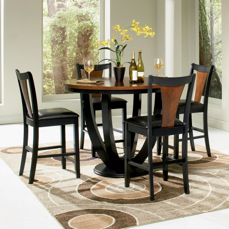 25 best ideas about Counter height table sets on  : 1110b2f33972ae707cfab56ab7be9d8f from www.pinterest.com size 736 x 736 jpeg 92kB