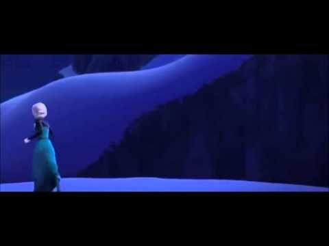 Video of Frozen Let It Go VIDEO SPED UP WOW AMAZING  //Oh my gosh...Elsa with a chipmunk voice.