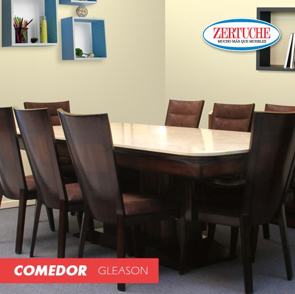 Comedor gleason decoracion muebles comedor hogar for Comedores falabella