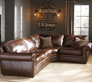Best 25+ Leather sectional ideas on Pinterest | Brown sectional Leather living room furniture and Leather couches : leather blend sectional - Sectionals, Sofas & Couches