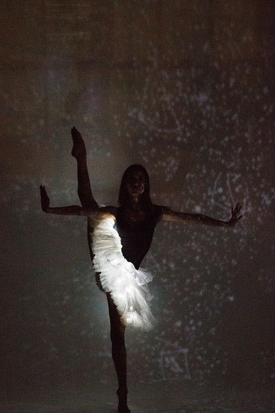 Lindsay Fulton wearing our Nikiya leo. Photo by Ballet Zaida
