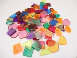 Image result for plastic mosaic tiles