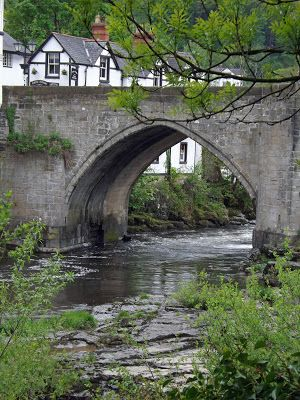 Llangollen was my first holiday without my parents while I was at school. Happy memories