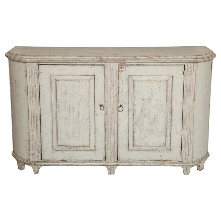 Gustavian Painted Buffet - 144 Best French & Swedish Antiques Images On Pinterest Furniture