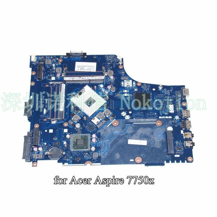 MBRN802001 MB.RN802.001 For ACER aspire 7750 7750Z laptop motherboard HM65 DDR3 P7YE0 LA-6911P Intel HD Graphics