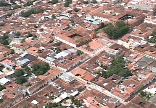 Foto Aérea Centro Historico 2011