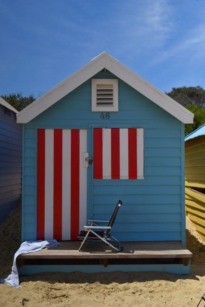 Brighton Bathing Boxes, Melbourne, Australia - Global Storybook. Named 'Brighton Bathing Boxes', these amazing, little structures are located on the Brighton Beach, which explains their captivating name... globalstorybook.org