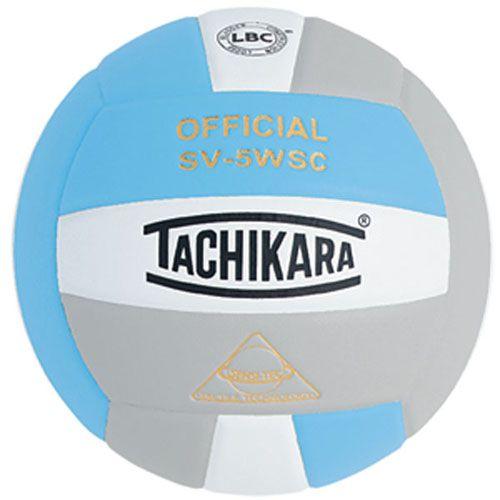 Tachikara Volleyballs | Tachikara SV5WSC 3-color Volleyball