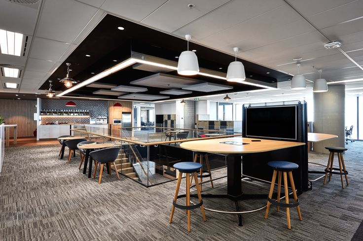 Cisco Systems Office by Futurespace and SCA Design |Indesignlive | Daily Connection to Architecture and Design