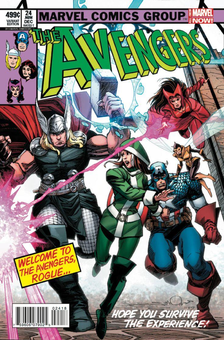 Avengers #24 Variant