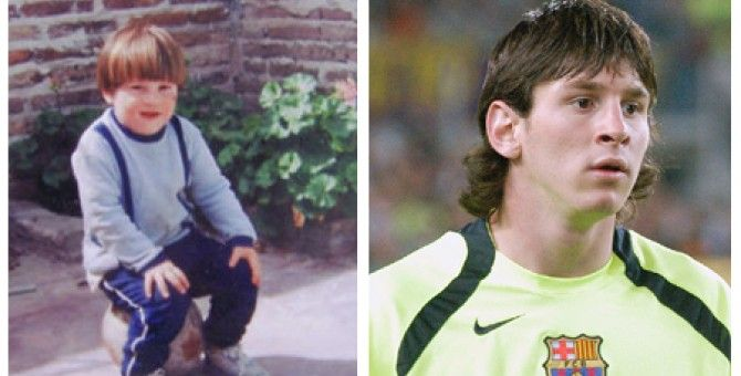 8 little known facts about Messi