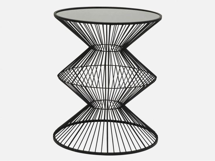 Stolik Kawowy Wire Swing — Ławy, Stoliki kawowe Kare Design — sfmeble.pl