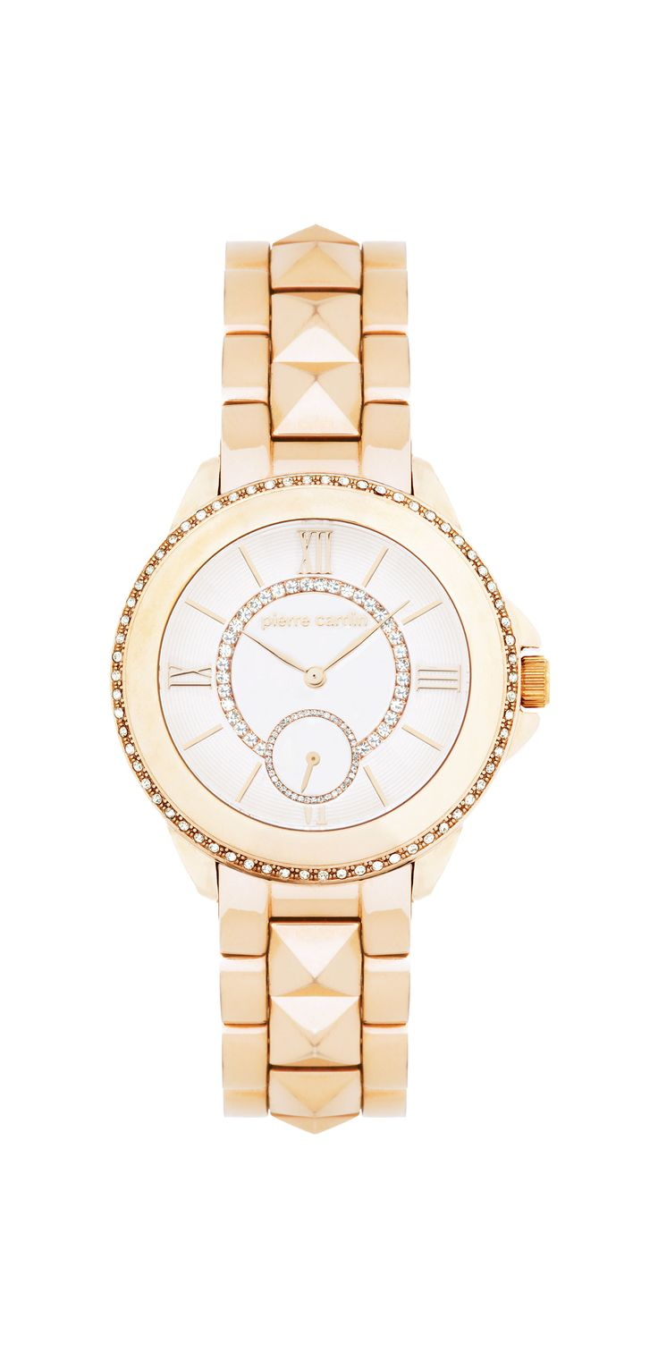 Pierre Cardin Gold Watch //  Riley