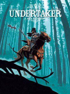 "Xavier Dorison (sc.), Ralph Meyer (rys.), ""Undertaker #3: Ogr z Sutter Camp"", Taurus Media, 2017."